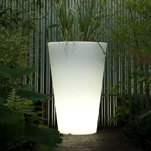 Como light for Jardineras iluminadas