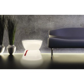 Mini mesa iluminada