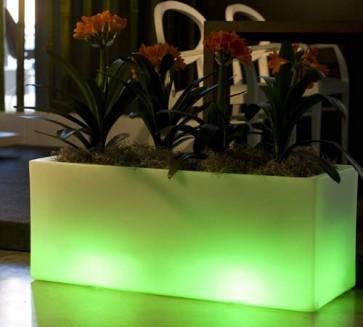 Jardinera LED medium